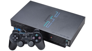 PS2-console