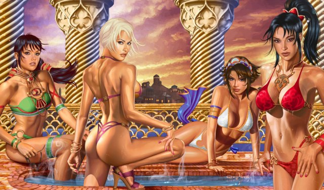 555_Soul_Calibur_grils_of_summer