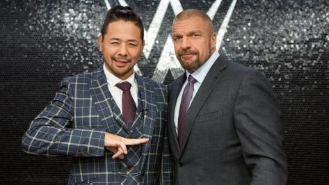 Shinsuke Nakamura Officially Signed in WWE