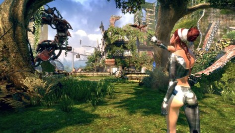 Trip from Enslaved: Odyssey to the West