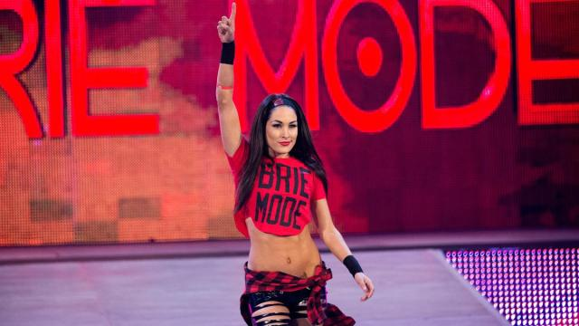 Brie Bella Retiring