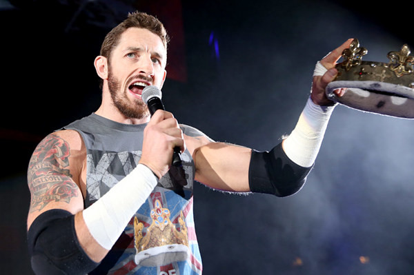 Wade Barrett Gives His Notice