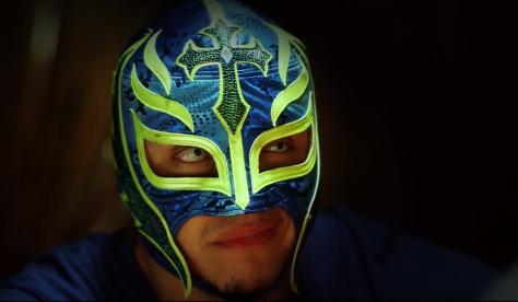 Rey Mysterio's Lucha Underground Debut