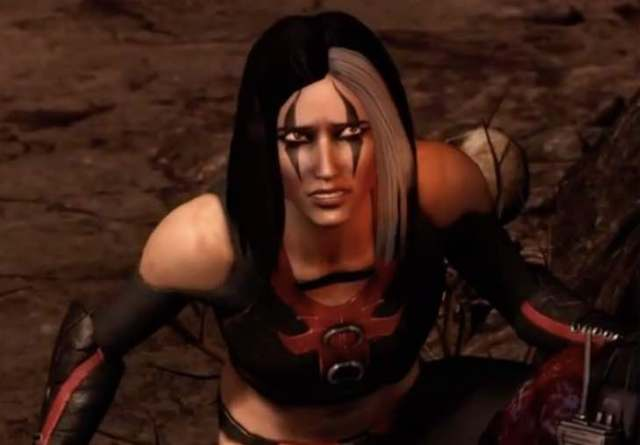 Mortal Kombat Csradical