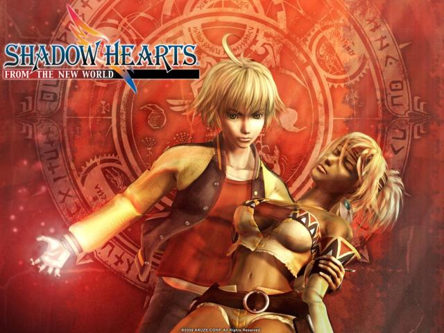 Game Spotlight: Shadow Hearts: From The New World