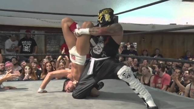 Zack Sabre Jr. vs Pentagon Jr. - PWG Battle of Los Angeles