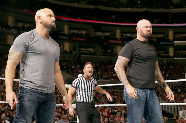 Thoughts on Anderson/Gallows RAW Debut