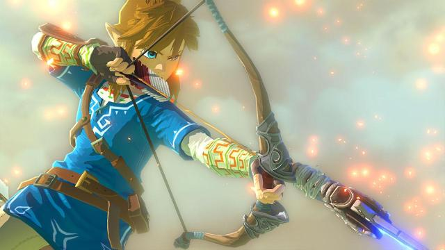 The (New) Legend of Zelda; now pushed back to 2017
