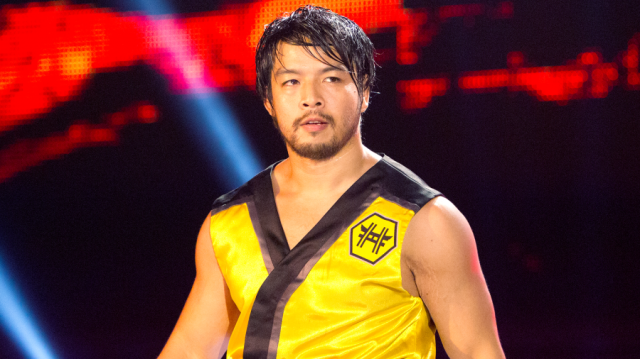 Hideo Itami Returning