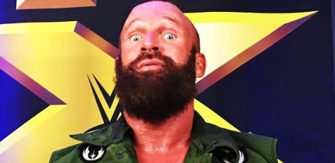 Eric Young NXT Debut
