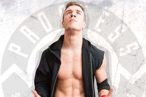 New Japan Signs Will Ospreay