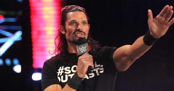 Adam Rose Arrested for Domestic Abuse