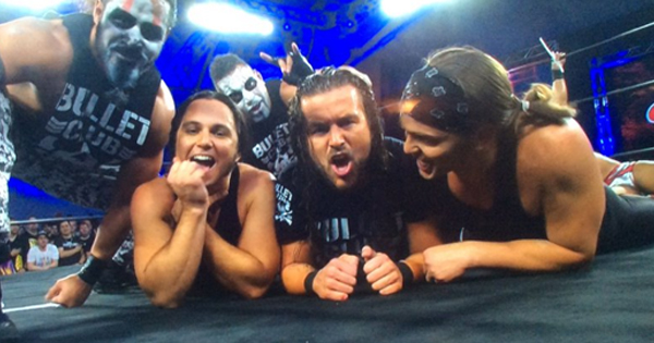 New Leader of the Bullet Club