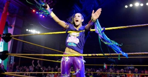Why Bayley Isn't On The Main Roster