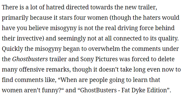 excerpt from the ScreenCrush article
