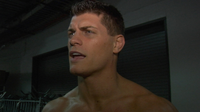 Cody Rhodes Asks For His Release