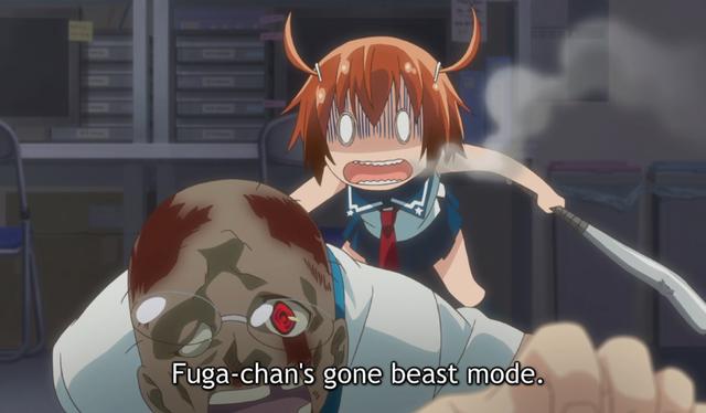 Fu Girl is best girl!