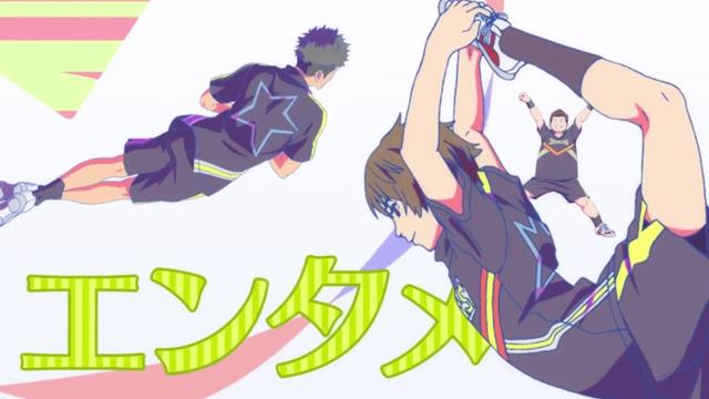 Cheer Danshi!! (Ep.1)
