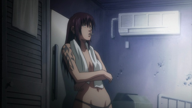 from Black Lagoon