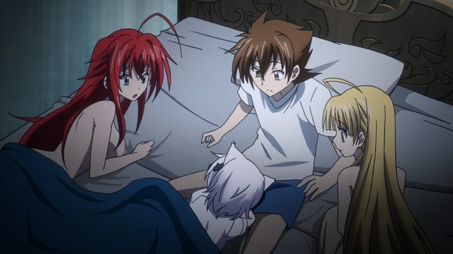 from Highschool DxD