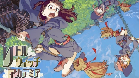 Little Witch Academia (Ep.1)