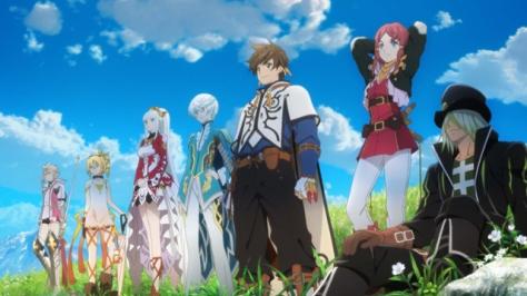 Tales of Zestiria the X 2nd Season (Ep.1)